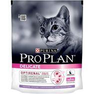 Про План Деликейт для кошек с чувствительным пищеварением, с индейкой, 400г