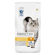Перфект Фит Для кошек с чувствительным пищеварением с индейкой, 3кг