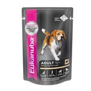 Эукануба для взрослых собак с ягненком