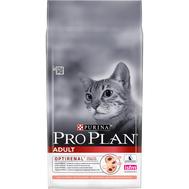 Про План для взрослых кошек с лососем, 3кг
