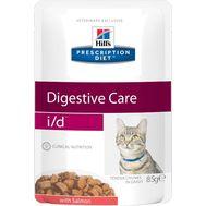 влажный корм для кошек с лососем, 85г