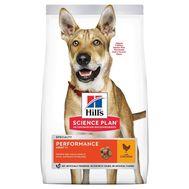 Хиллс Взрослым собакам, нуждающимся в корме с большей энергетической ценностью