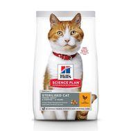 Хиллс сухой корм для кошек и котят с курицей, 3кг