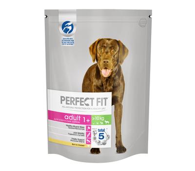 Перфект Фит Для взрослых собак средних и крупных пород с курицей
