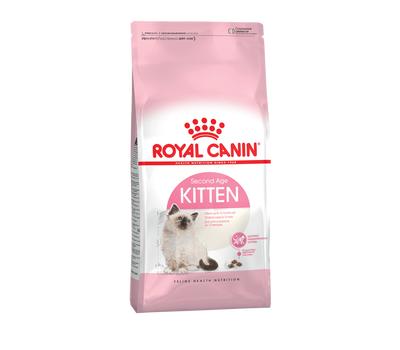 Роял Канин для котят от 4-12 месяцев