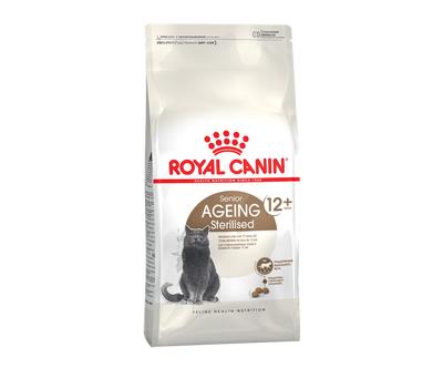 Роял Канин  для кастрированных котов и стерилизованных кошек старше 12 лет