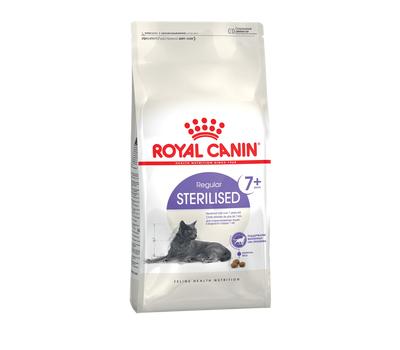 Роял Канин для кастрированных котов и стерилизованных кошек с 7 до 12 лет