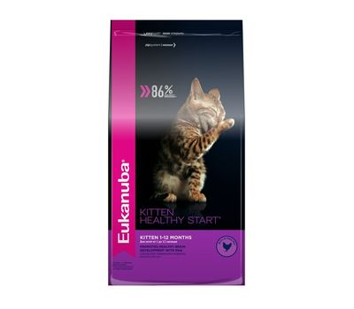 Эукануба для котят от 1 до 12 месяцев и беременных или кормящих кошек
