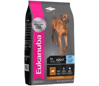 Эукануба для собак крупных пород, ягненок