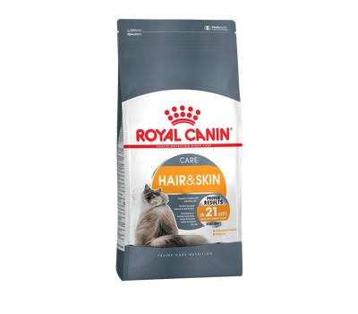 Роял Канин для кошек с проблемной шерстью и чувствительной кожей