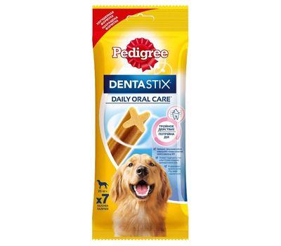 Педигри Лакомство для ухода за зубами д/крупных собак