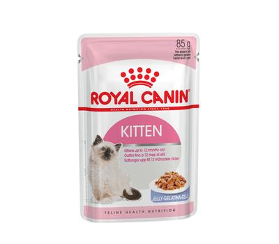 Роял Канин для котят от 4-12 месяцев (в желе)
