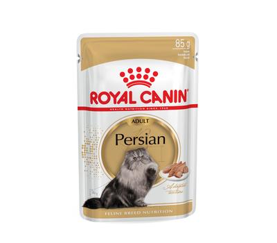 Роял Канин для персидских кошек в соусе