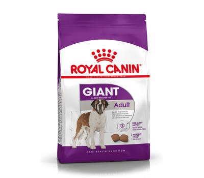 Роял Канин  Для взрослых собак гигантских пород: более 45 кг, c 18 мес
